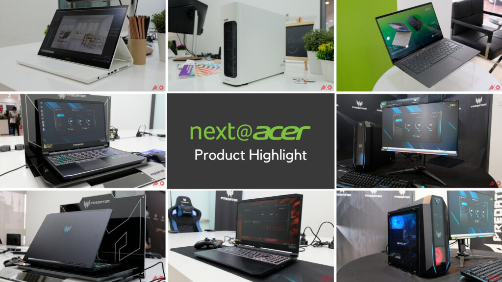 Next@Acer Product Highlight