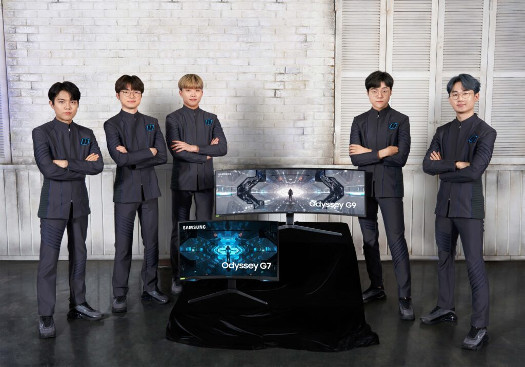 Samsung Is Now T1's Official Display Partner; Odyssey G7 & G9 Gaming Monitors Coming To Malaysia 6