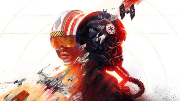 Starwars Squadron Poster