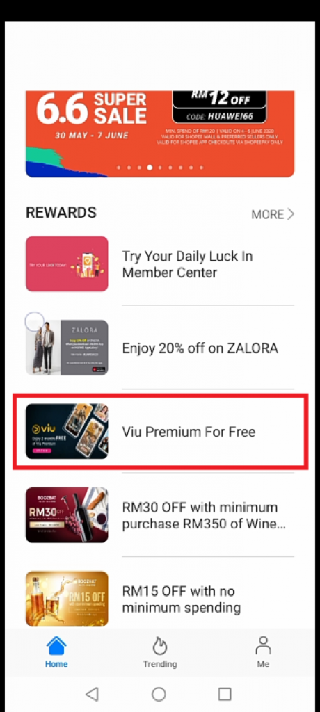 Own A Huawei Y6p? You'll Get 2 Months Of Viu Premium Access 17