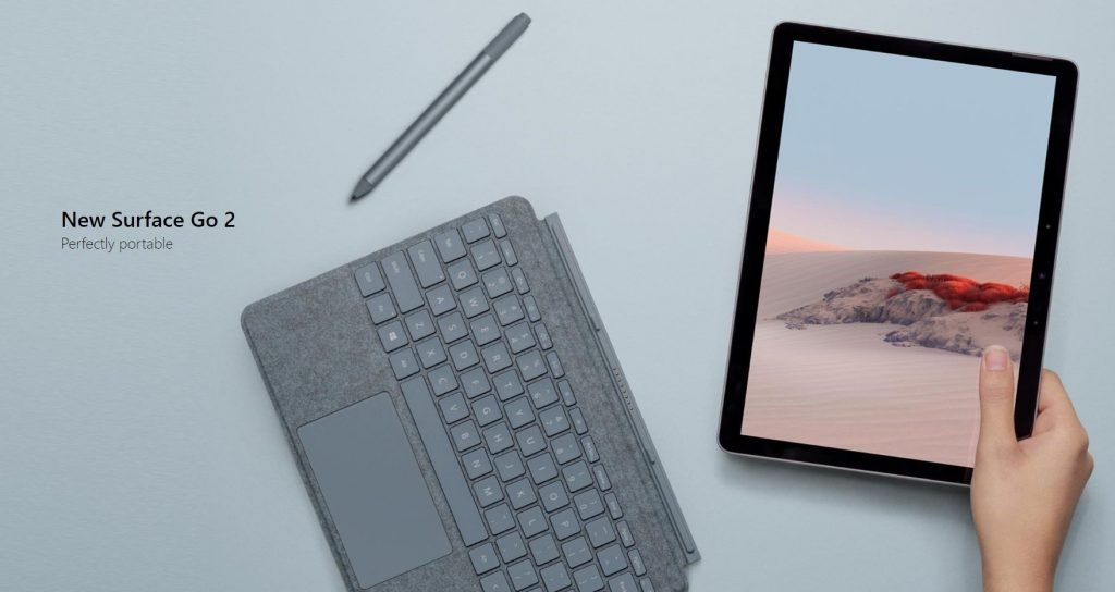 Pre-order Now Available for Microsoft Surface Go 2 and Surface Book 3 3