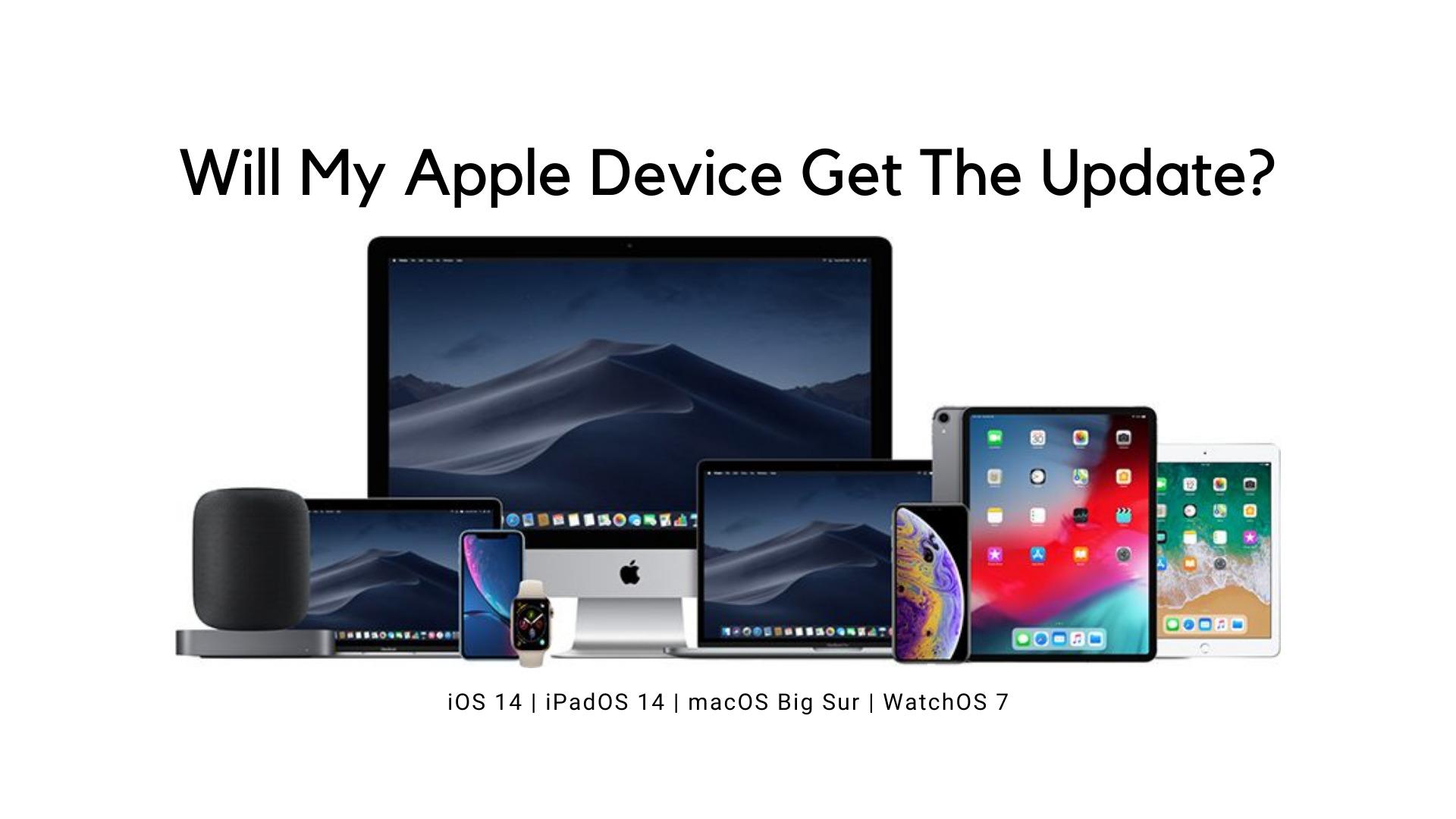 Apple OS Update