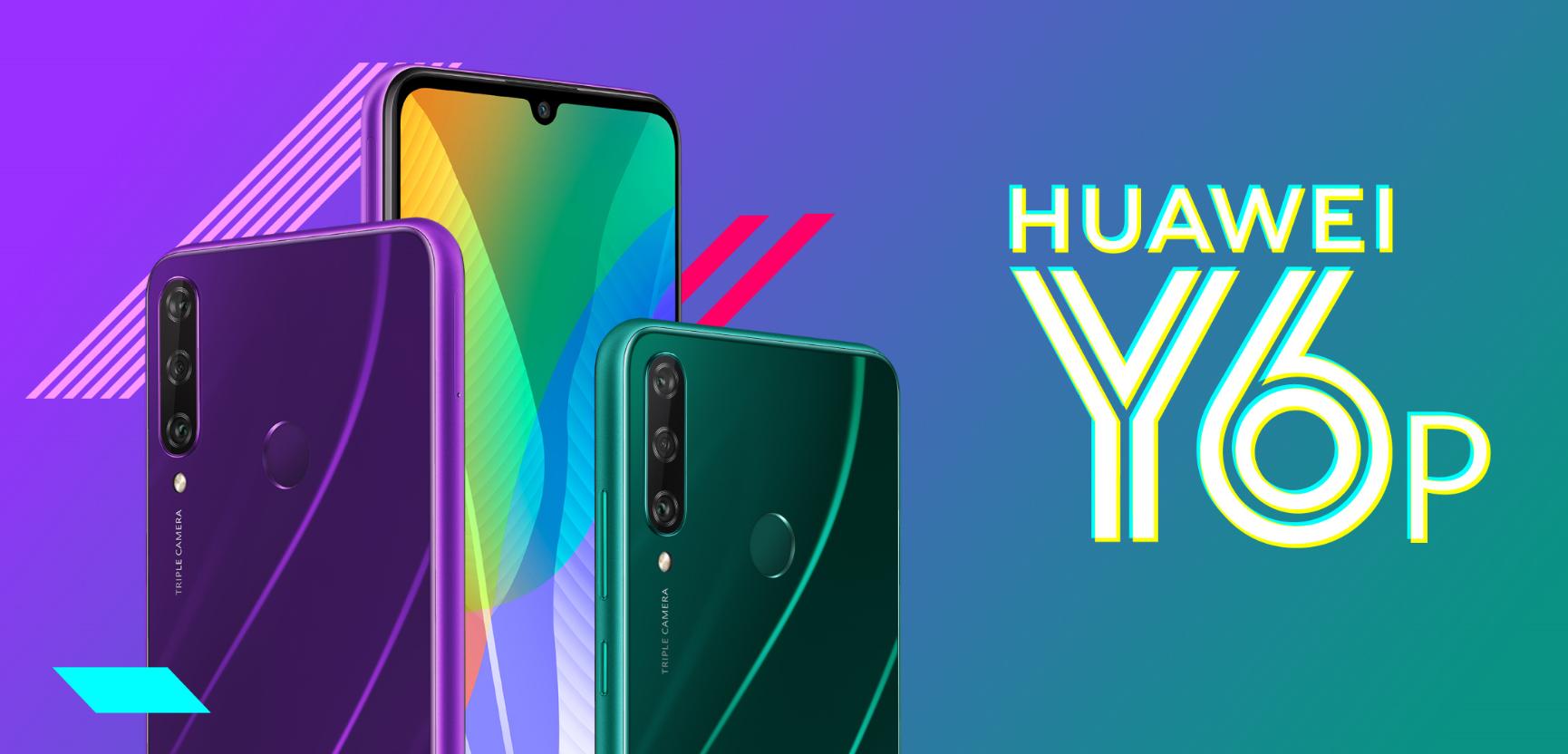 Huawei Y6p Viu Premium