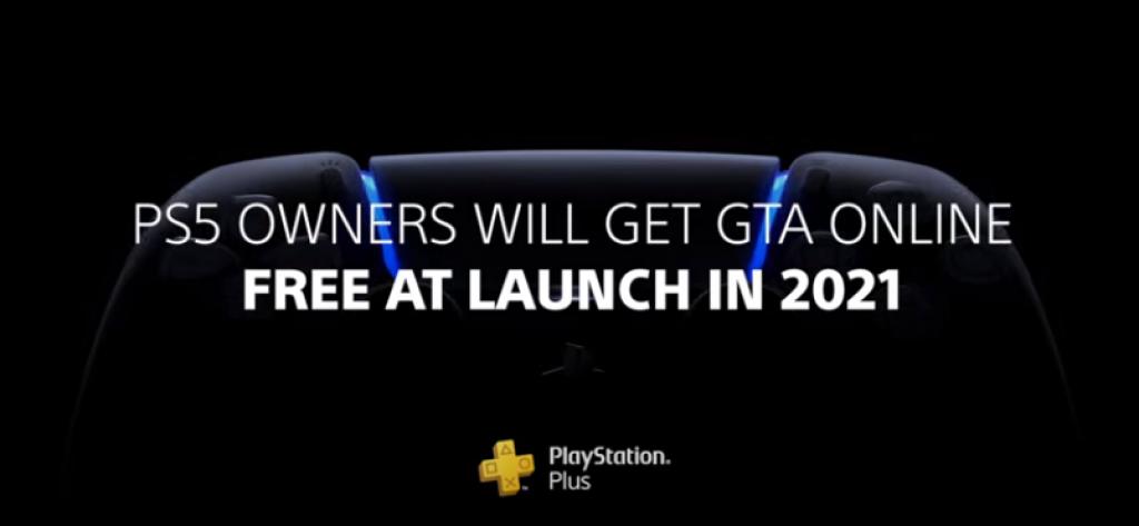 Sony PS5 GTA V