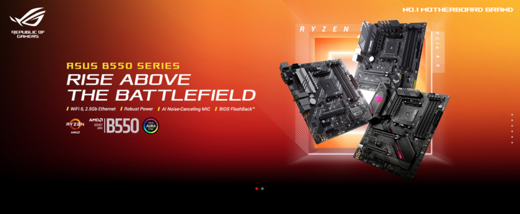 ASUS AMD B550 Motherboards Now In Malaysia, Priced From RM439 12