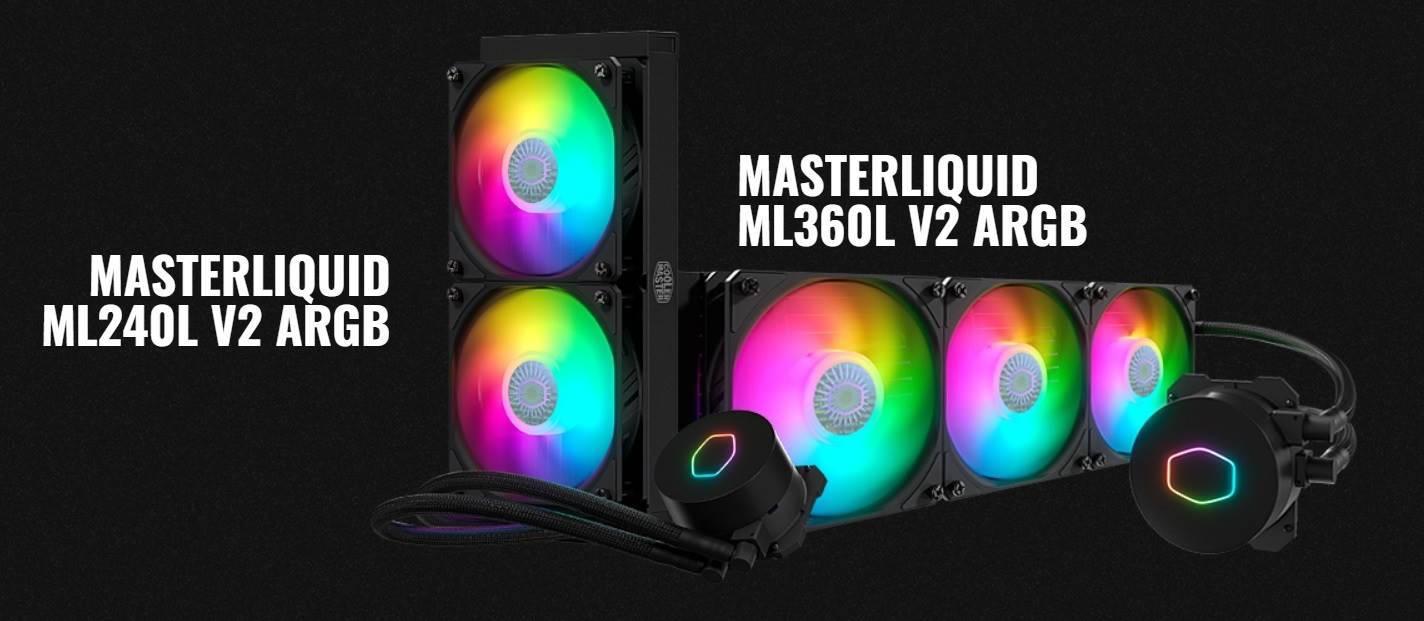 MasterLiquid ML240L