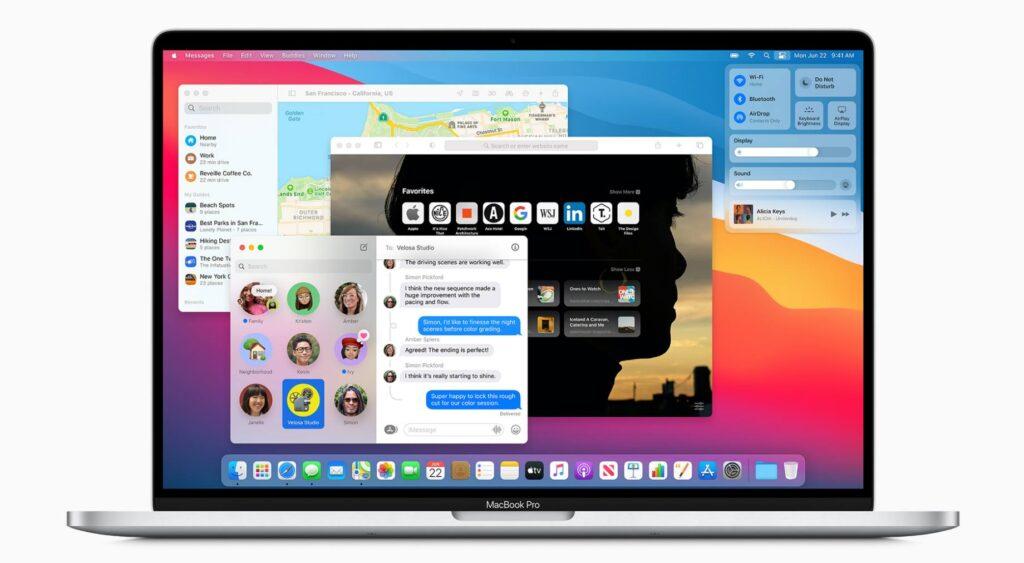 Apple Unveils macOS Big Sur; Comes With Big Redesign 16