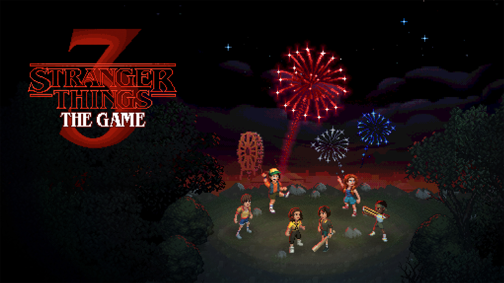 AER Memories of Old And Stranger Things 3: The Game To Be Free On Epic Games Store On 26 June 2020 11