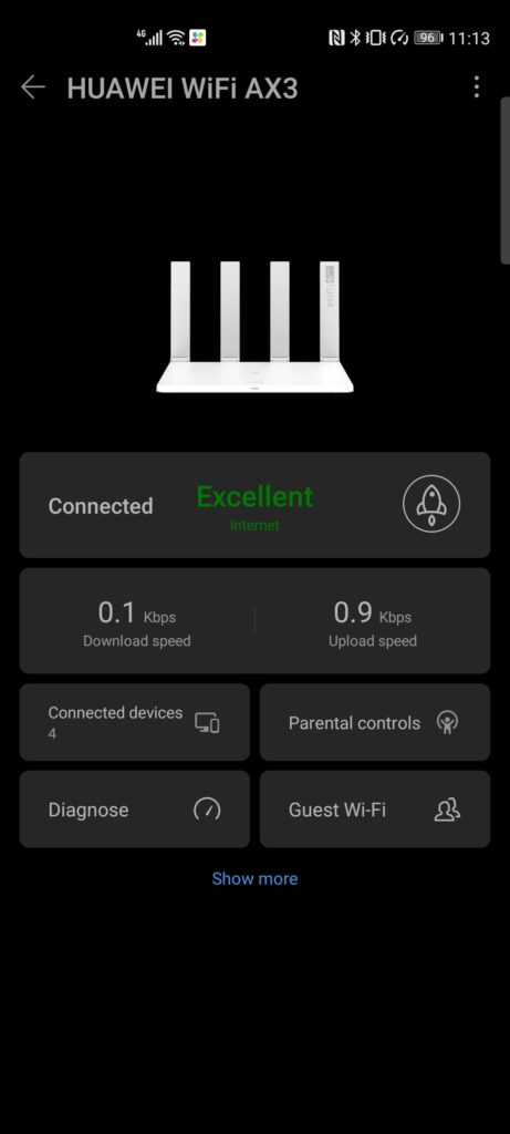 Huawei WiFi AX3 Router Review: Stable And Easy To Use 28