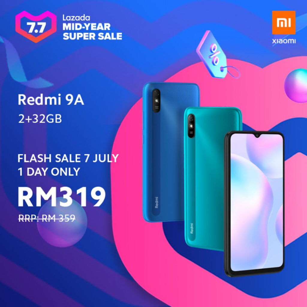 Xiaomi To Offer Great Deals In Conjunction With Lazada 7.7 Mid-Year Sale 9
