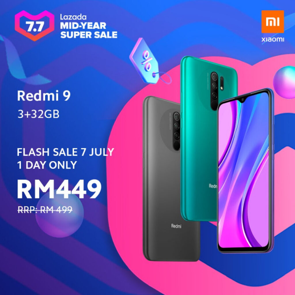 Xiaomi To Offer Great Deals In Conjunction With Lazada 7.7 Mid-Year Sale 8