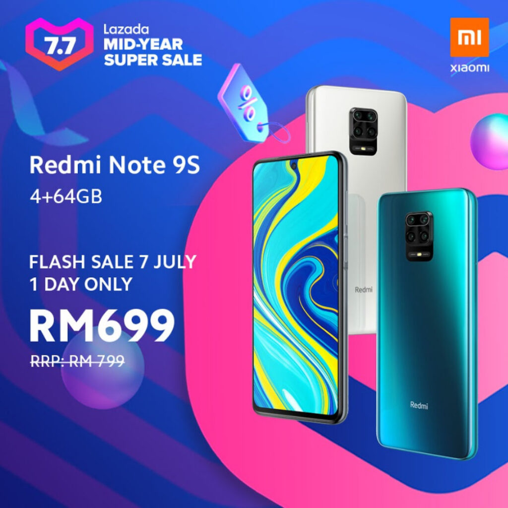 Xiaomi To Offer Great Deals In Conjunction With Lazada 7.7 Mid-Year Sale 6