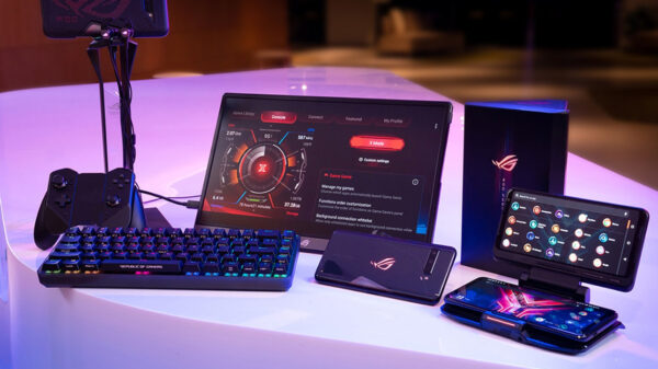 Asus ROG New Peripherals