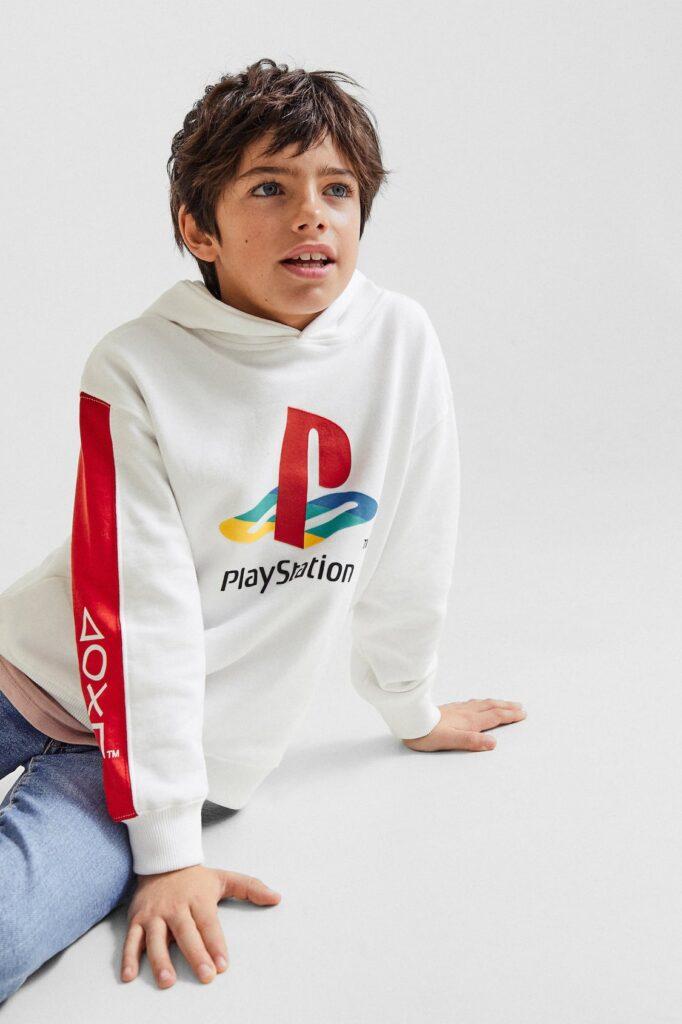 Sony Playstation x Zara hoodie