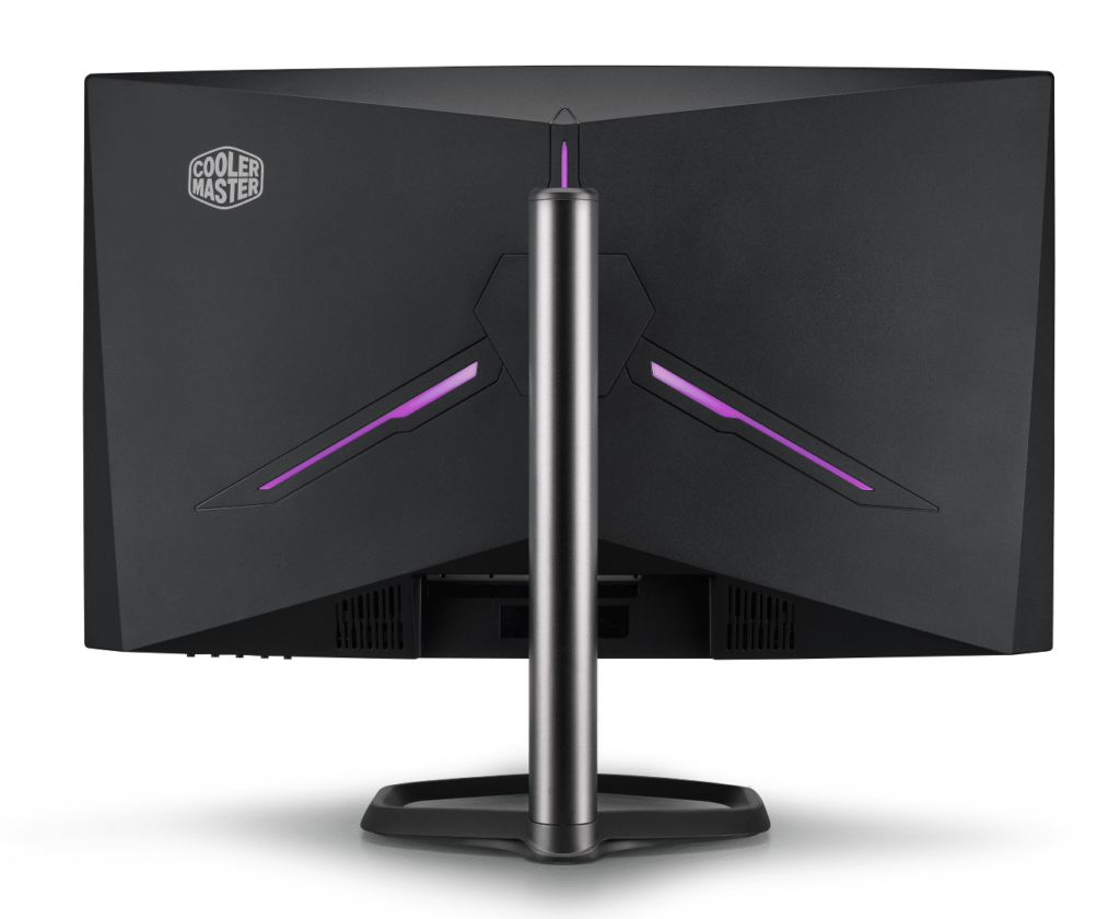 Cooler Master Gaming Monitors Now In Malaysia From RM1,369 - GM27-CF & GM34-CW 19