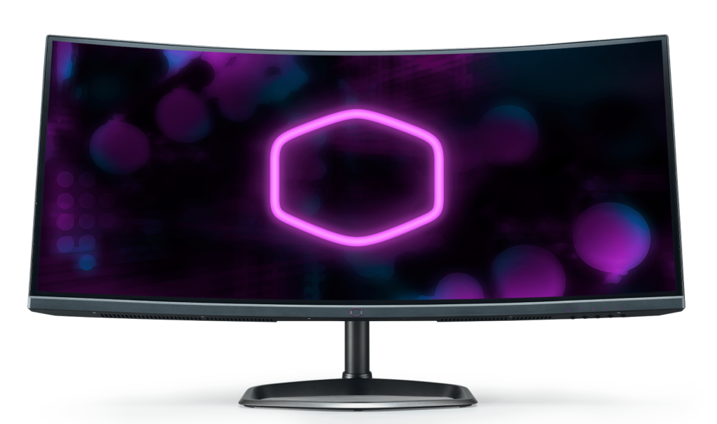 Cooler Master Gaming Monitors Now In Malaysia From RM1,369 - GM27-CF & GM34-CW 21