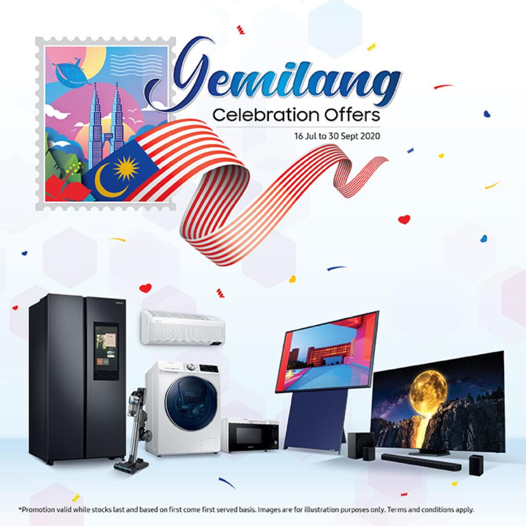 Samsung Gemilang Celebration