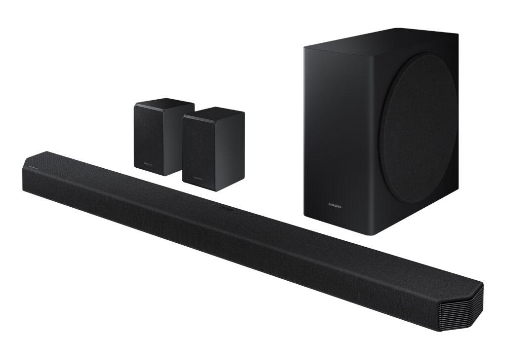 Samsung Q-Series Soundbar HW-Q950T