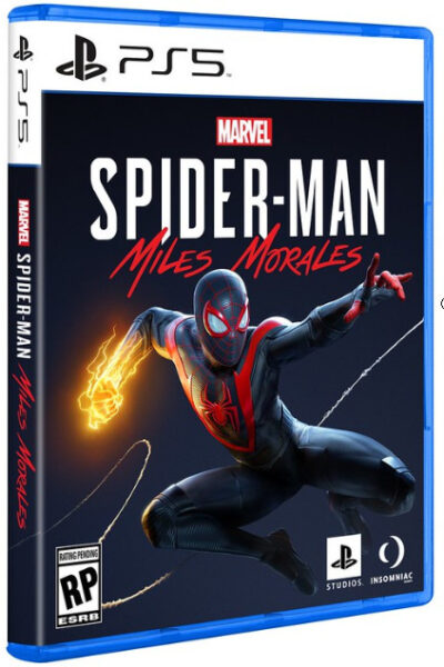 PlayStation 5 Box Art Revealed Featuring Marvel's Spider-Man Miles Morales 15