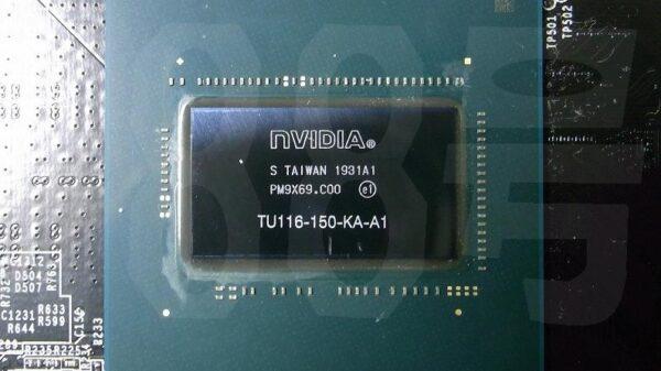 New Nvidia GTX 1650 'TU116-150' GPU Leaked 18