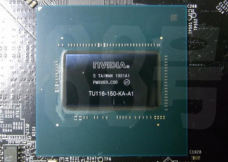 New Nvidia GTX 1650 'TU116-150' GPU Leaked 4