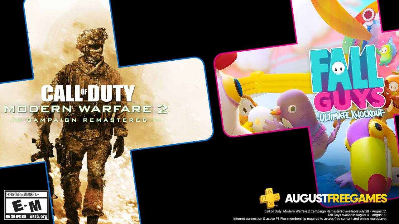 PlayStation Plus August Free Games Announced; Includes CoD: Modern Warfare 2 4