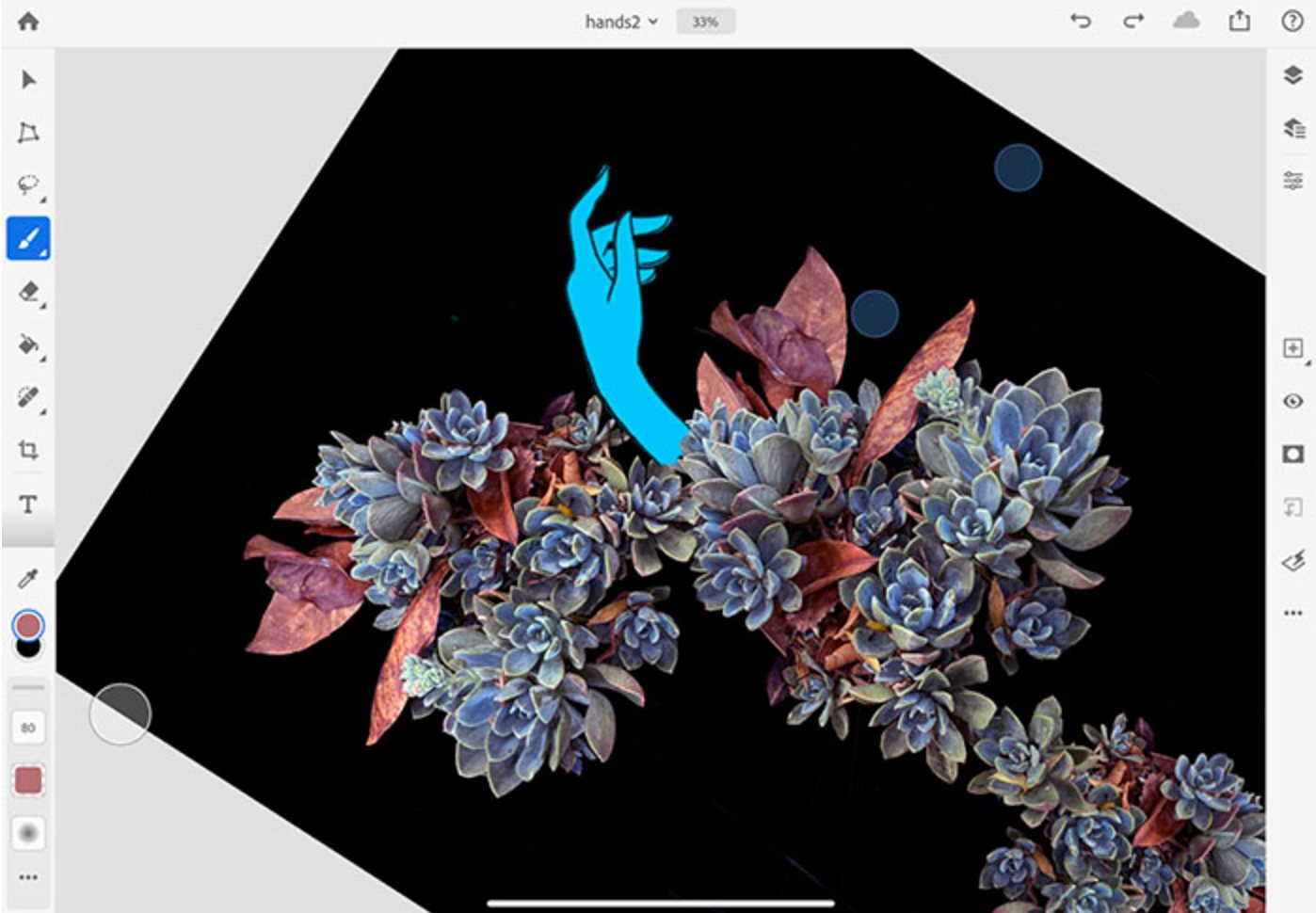 Adobe Adds New Features on Photoshop iPad App 3