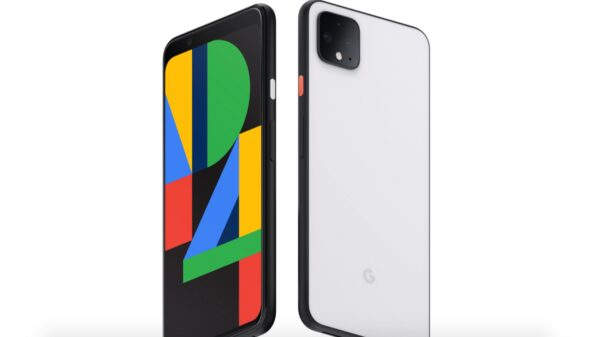 Google Pixel 4 XL Users Reporting Back Panel Peeling Off 8