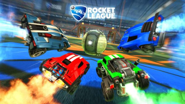Rocket League Going Free-To-Play Soon 8