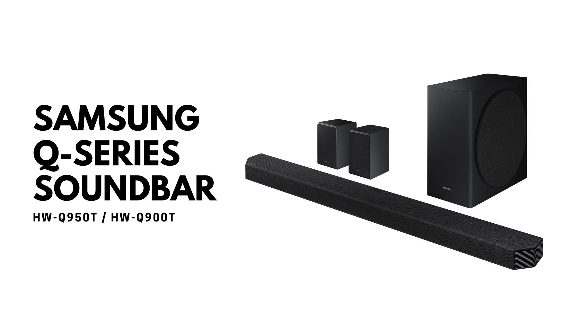 Samsung Q-Series Soundbar