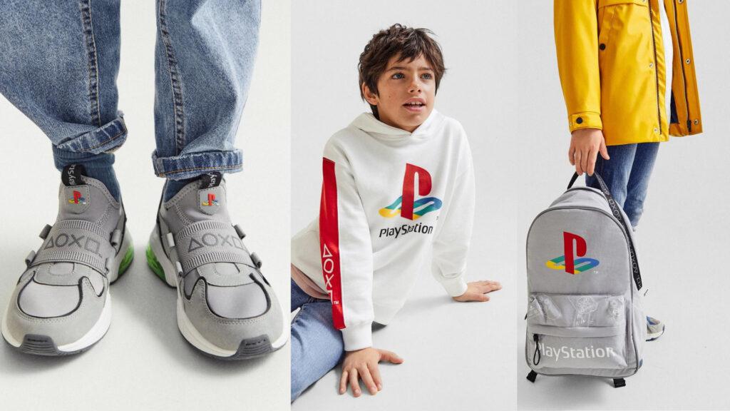 Sony Playstation x Zara