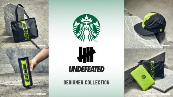 Starbucks x Undefeated