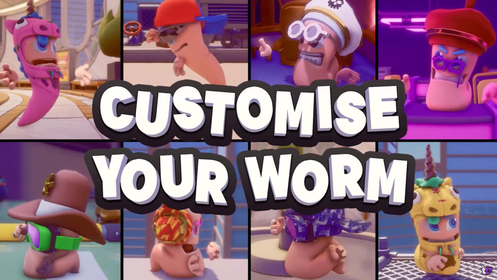 Worms Rumble: WORMS Are Back. It's Gonna Be A Blast ! 6