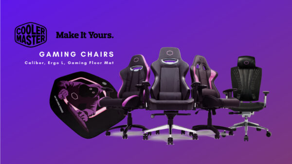 cooler master gaming chairs