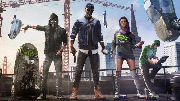 Watch Dogs 2 Ubisoft Forward Free