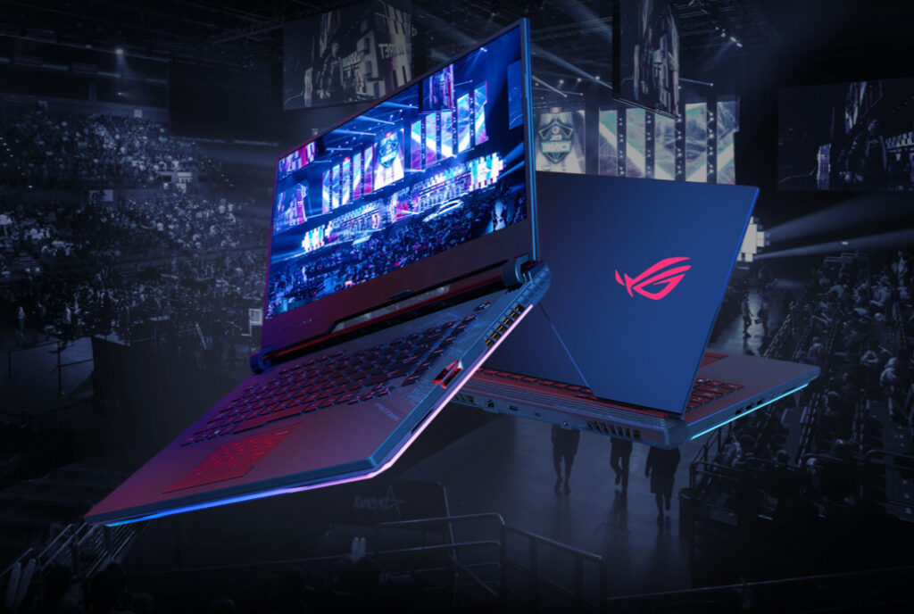 ROG Strix SCAR 15 ROG Year End Promo