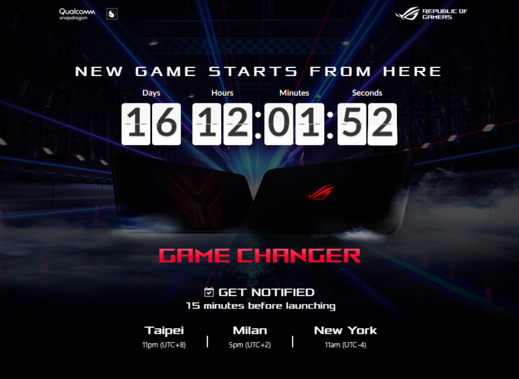 ASUS ROG Phone 3 Will Launch Globally On The 22nd July 2020 5