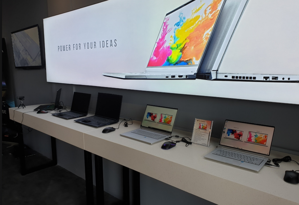 Illegear Johor Bahru Concept Showroom Launched; AMD Ryzen 4000 Series Laptops Unveiled 4
