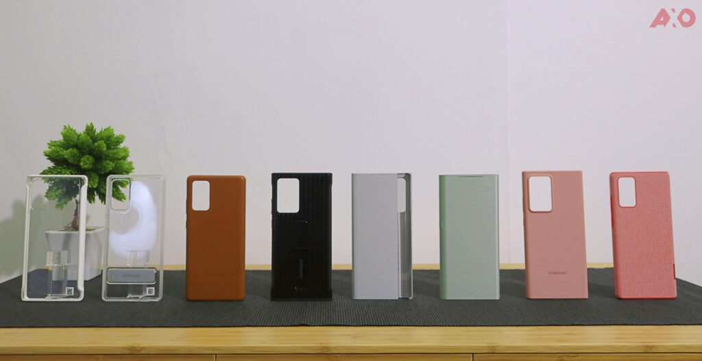 Samsung Galaxy Note 20 Ultra series casing accessories