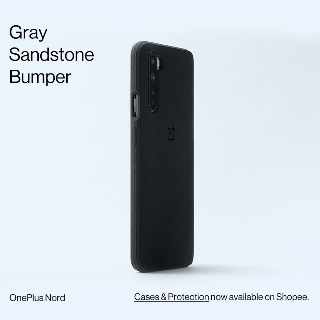OnePlus Nord Accessories Launched From RM99, Includes Sandstone Bumper Case And 3D Tempered Glass Screen Protector 5