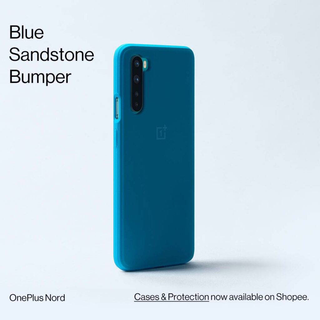 OnePlus Nord Accessories Launched From RM99, Includes Sandstone Bumper Case And 3D Tempered Glass Screen Protector 6