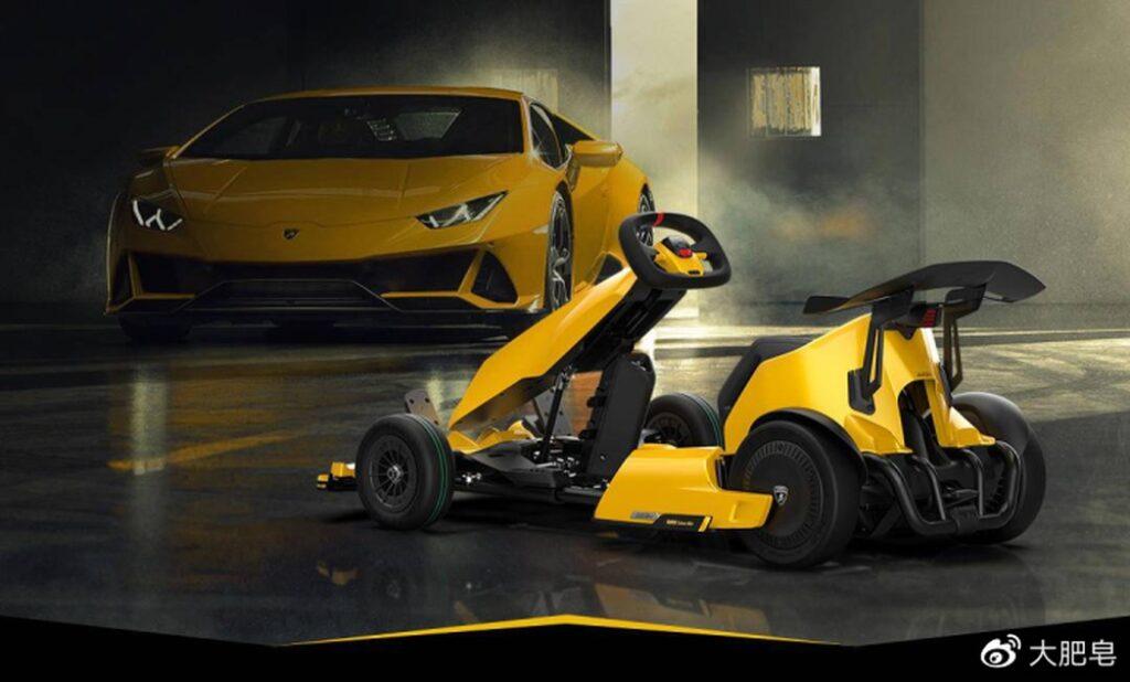 Xiaomi Ninebot GoKart Pro Lamborghini Edition Unleashed 7