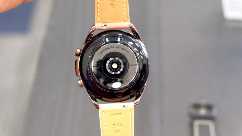 Samsung Galaxy Watch 3 Feature SPO2 Monitor And Fall Detection; Priced From RM1,699 5