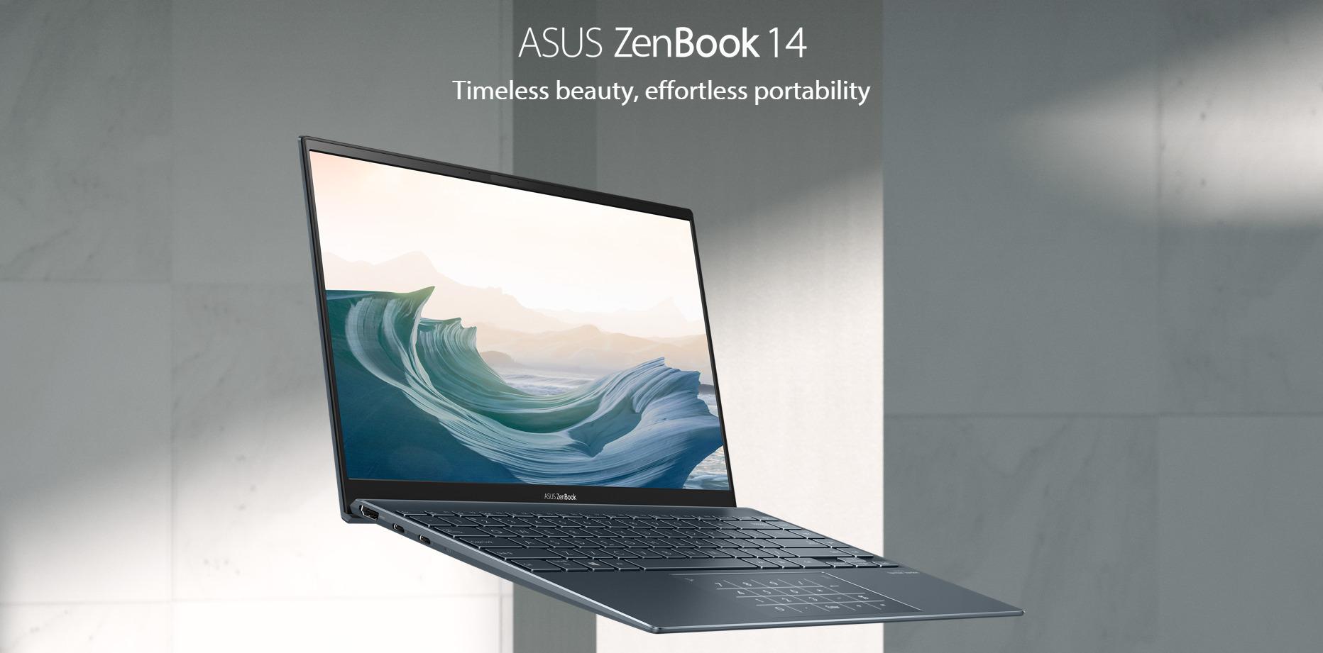 Asus ZenBook 13 ZenBook 14