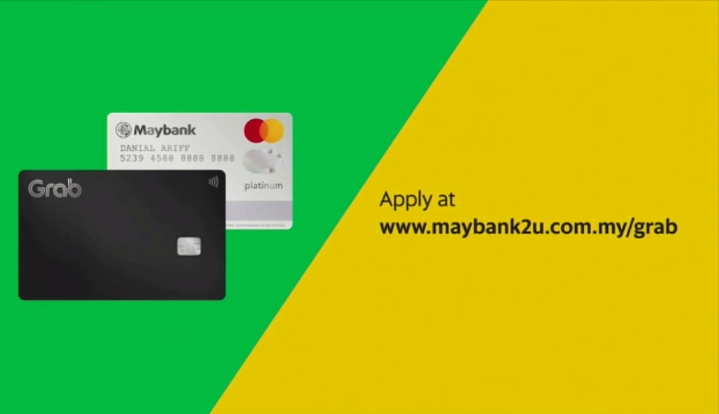 Grab X Maybank: Maybank Grab Mastercard Platinum Credit Card Unveiled; Offers 5X Rewards Points And More 5