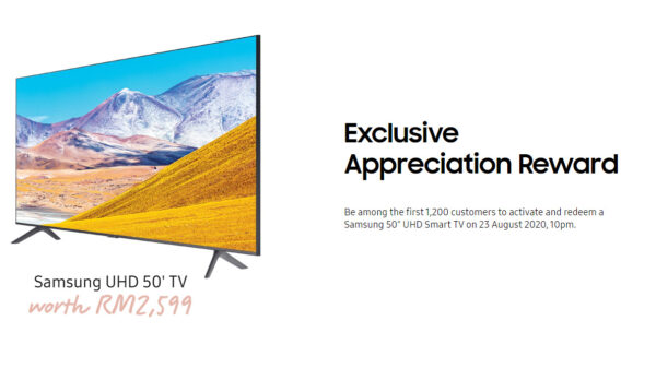 Samsung's Latest Freebie For Galaxy Note 20 Buyers In Malaysia Is A 50-inch UHD Smart TV 12