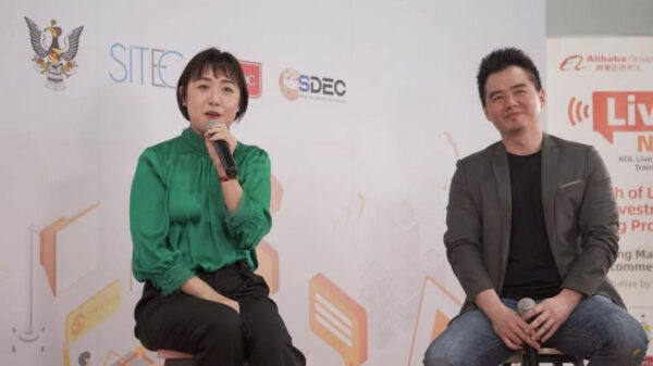 Alibaba LiveNOW CSR Programme