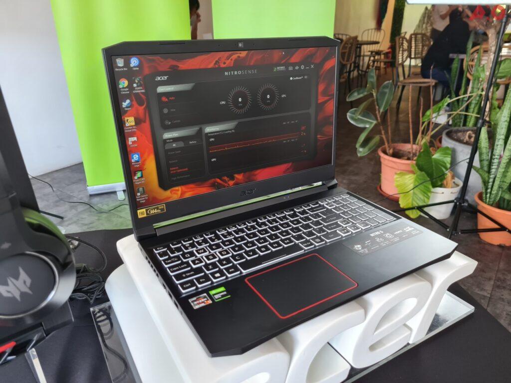 Acer Nitro 5 2020 AMD