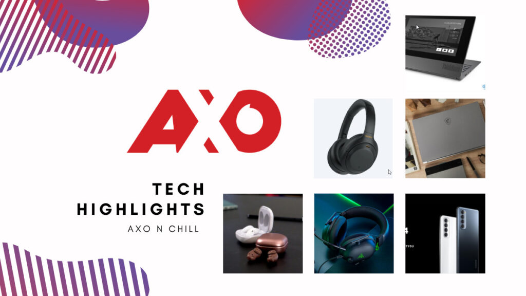 [AXO N Chill]: Unpacking Tech News - Week 31,2020 8