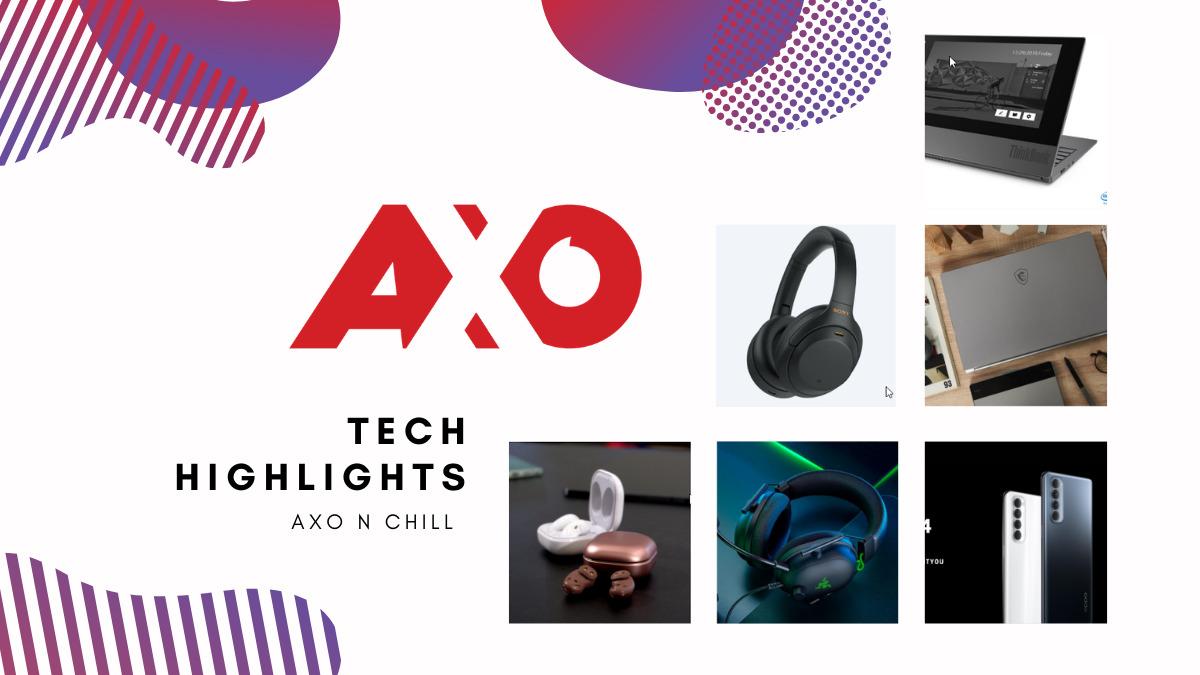 [AXO N Chill]: Unpacking Tech News - Week 31,2020 16